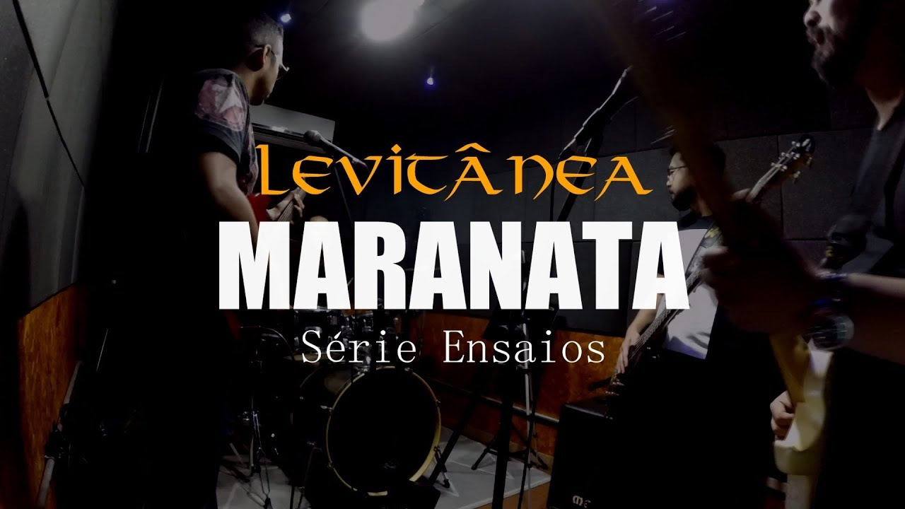 Rock Gospel Nacional - Levitânea | Maranata (Série Ensaios)