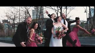 The Big Fake Wedding NYC   Melissa & Sean Lyons   April 12 2016 HD