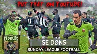 SE DONS vs PORTLAND | 'PUT THAT ON YOUTUBE' | Sunday League Football