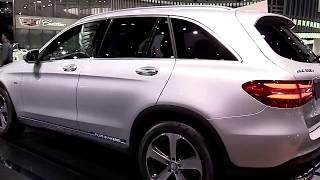2017 Mercedes GLC 350e Hybrid Pro Premium Features | New Design Exterior Interior | First Impression