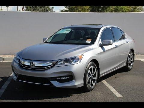 2016 Accord EX + Tutorial