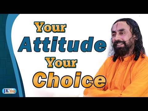 WATCH THIS to take control of your attitude NOW! | Swami Mukundananda