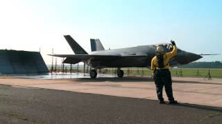 F-35B and F-35C