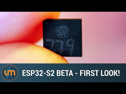 The New ESP32-S2 Beta - First Look!
