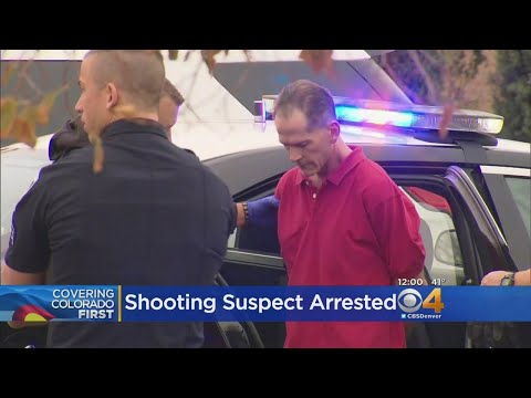 Thornton Shooting Suspect Arrested