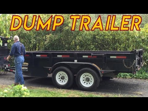 Great Northern Dump Trailer Review