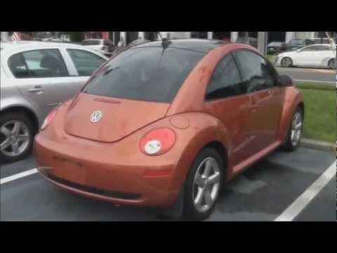2010 Volkswagen New Beetle Walkaround