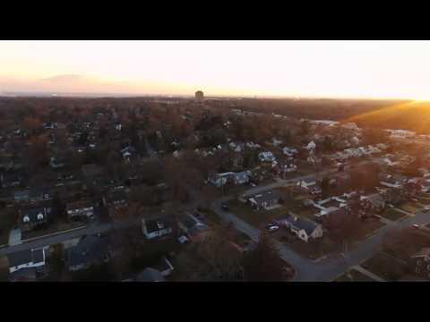 Talleyville DE Winter Sunset