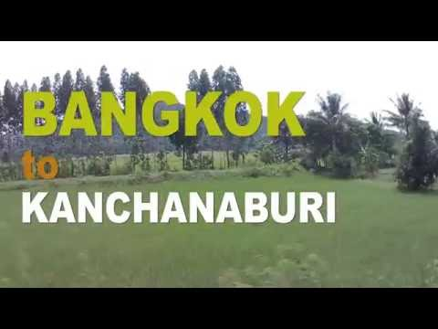 Bangkok to Kanchanaburi
