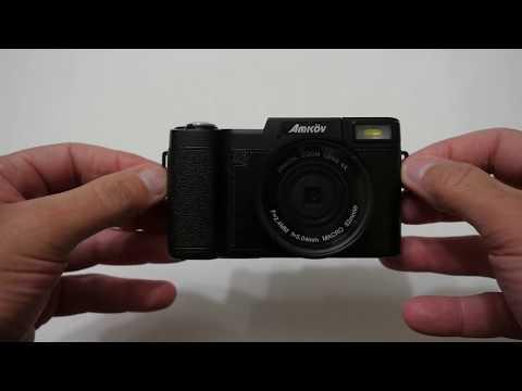 Amkov Camera - My Review