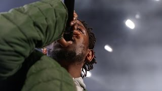 Kendrick Lamar brings out Schoolboy Q at Summer Jam 2015