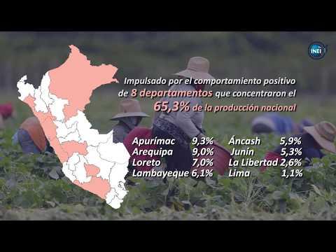 Economía peruana creció 2,5% en tercer trimestre de 2017