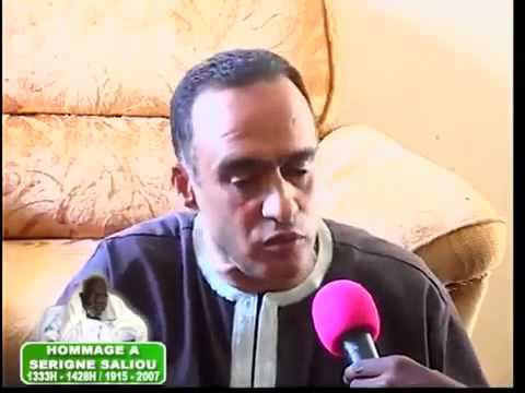 Temoignage de Abdalahi Fahmi sur Serigne Saliou Mbacke Francais