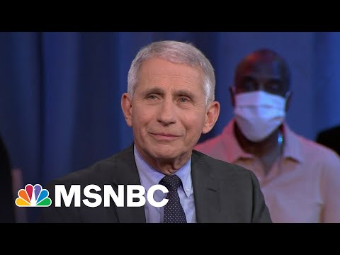 Dr. Fauci Says Fully Vaccinated Only Need Masks In 'Concentrated' Areas