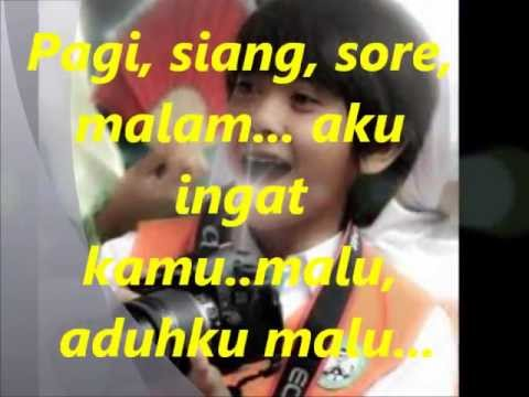 Coboy Junior - Demam unyu-unyu lyrics