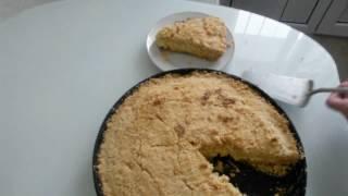 Королевская ватрушка. Рецепт пирога с творогом. Объедение....