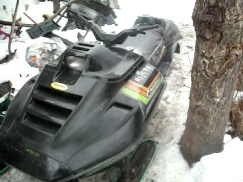 1990 Arctic Cat Cougar 500