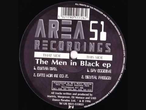 Men In Black - Mental Passion