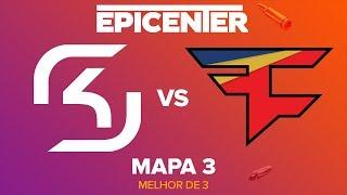 EPICENTER 2017 - SK Gaming vs. FaZe Clan (Mapa 3 - Mirage) - Narração PT-BR