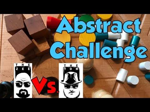 Zee Battles Tom in Abstract Battle January 2018!!!
