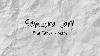 Bima Tarore ft Nabila - Samudra Janji (Official Karaoke)