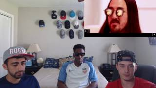 Steve Aoki Night Call Feat Lil Yachty Migos Official Video Ultra Music Reaction