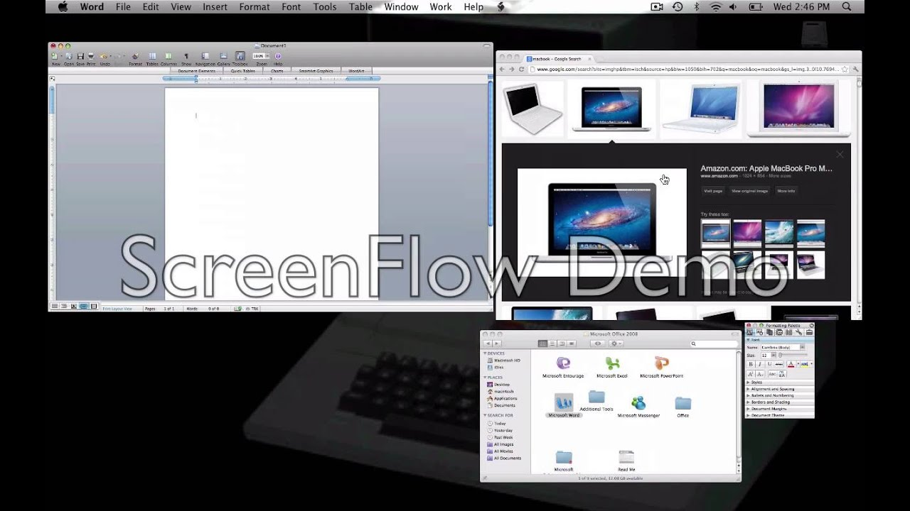 How to copy and paste images into microsoft word - YouTube