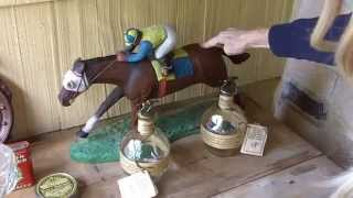 Yss Sept/oct 2014: Antique Weathervane, Bakers Table, Water Skies, French Oil Painting, Etc.