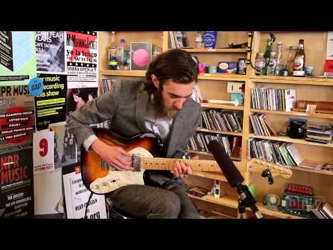 Keaton Henson - NPR Tiny Desk Concert [HD]