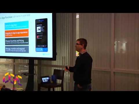 Microsoft Windows Phone 8 And Windows 8 Apps/Games Development