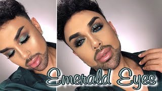 Emerald Eyeshadow Tutorial | Mac Daddyy | Angel Merino