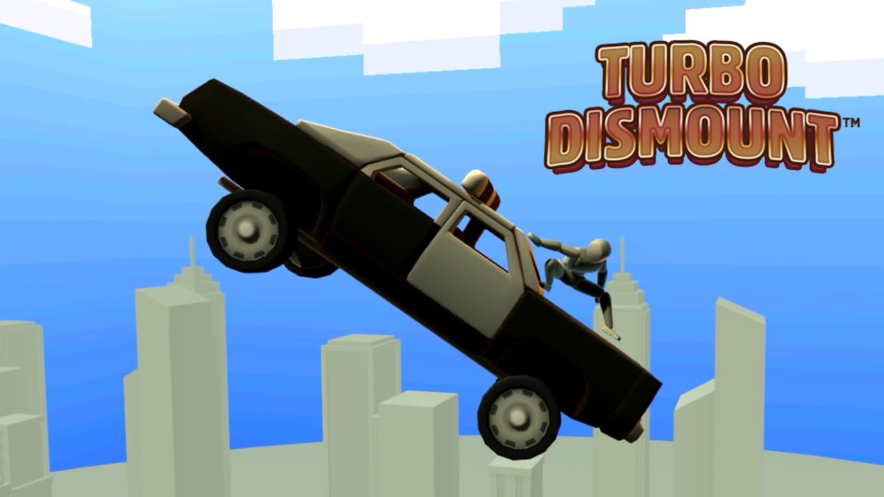 TURBO DISMOUNT - Ride or Fly - Part 44