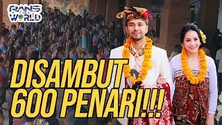 SAMBUTAN PRESIDEN & DIVA ANDARA, 600 PENARI, AIR TERJUN, DAN KEPITING TERENAK SEDUNIA!!!