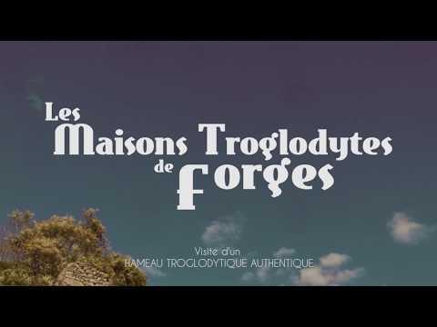 Les Maisons Troglodytes de Forges
