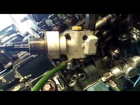 Топливный насос автомобиля Scania Скания ремонт в Пензе Remont-tnvd58