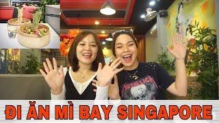 ẨM THỰC ĐƯỜNG PHỐ: MÌ BAY SINGAPORE- SONG THƯ CHANNEL