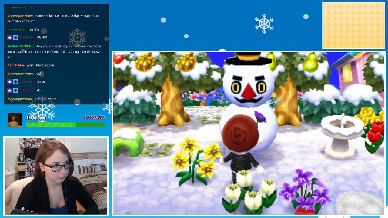 Animal Crossing New Leaf Welcome Amiibo Live Stream February 11th 2018