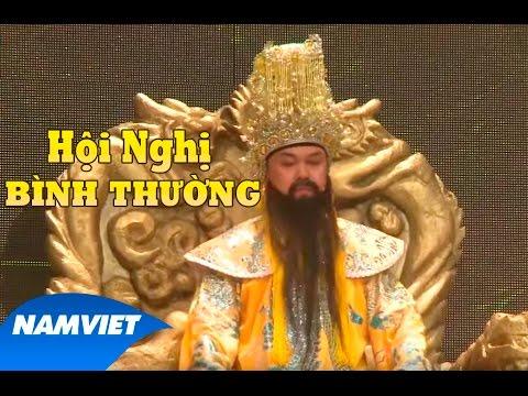 Tiểu Phẩm Hài Hội Nghị Bình Thường (Chí Tài, Nhật Cường,Trường Giang) – LiveShow Nàng Tiên Ngổ Ngáo