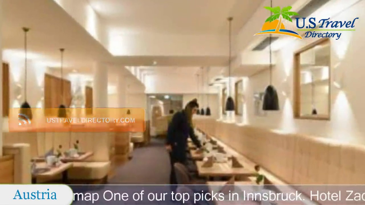 Hotel Zach Innsbruck Hotels Austria YouTube