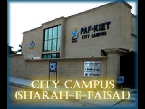 PAF KIET city campus | Vlog | Arsam Rajput