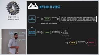 Protocol Buffers & JSON - SingaporeJS