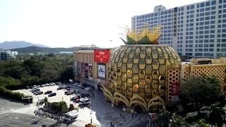Хайнань Обзор Номер бюджетного отеля Da Hao He Shan Tong Yi Xi Yang Дадунхай ТЦ Ананас Тутси