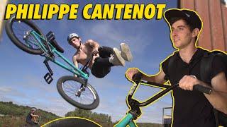 Rider et YouTubeur : dans la vie de Philippe Cantenot !