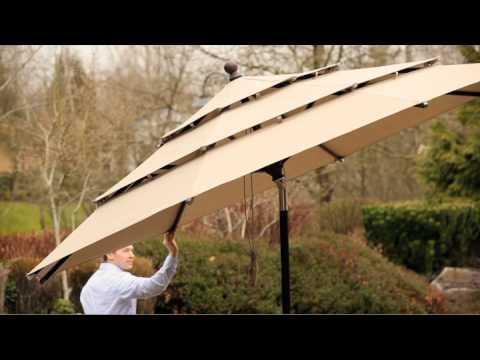 11 Patio Umbrella