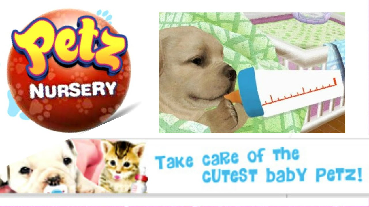 Let S Play Petz Nursery Part 1 Lots O Mistakes
