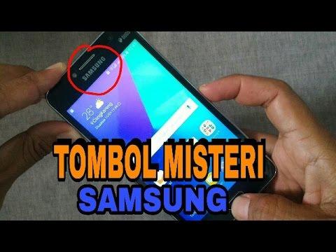 Inilah Tombol Rahasia Pada Ponsel Samsung