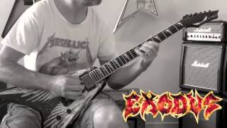 Exodus - Children Of A Worthless God Guitar Cover