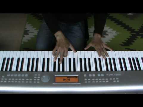 Ketika Tangan dan Kaki Berkata_Piano Cover by K90
