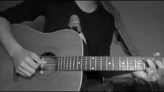 chiếc khăn gió ấm- khánh phương - guitar cover cực hay