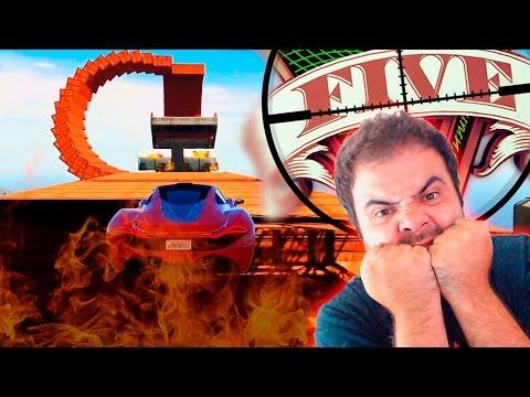 GTA V Online – Como dar RAGE Corretamente! DESESPERO CAÓTICO
